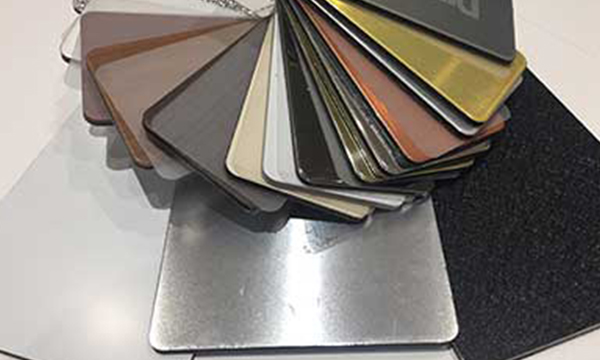 Composite panel examples